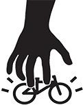 Logo du site Vélo perdu
