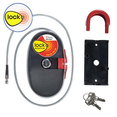 Câble Cable Lock Alarm Lock Alarm