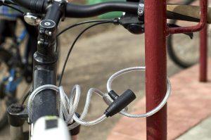 antivol contre le vol de vélos