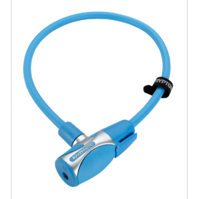 Câble KryptoFlex 1265 Key Cable – Medium Blue Kryptonite