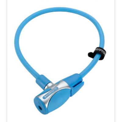 Câble KryptoFlex 1265 Key Cable – Medium Blue Kryptonite