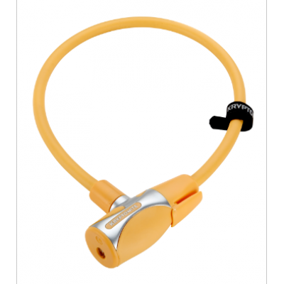 Câble KryptoFlex 1265 Key Cable – Light Orange Kryptonite
