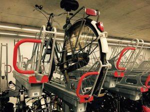 Garage vélo
