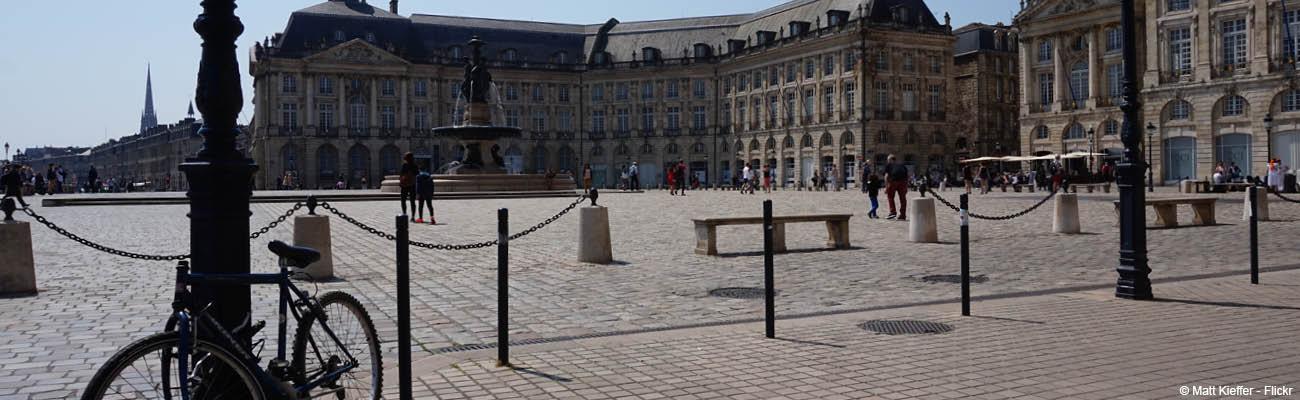 Les Solutions De Stationnement Velo Bordeaux Intermodalite Et Garages