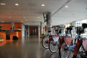 Bicycletterie à Nantes