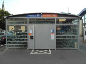 Véloparcs à Nantes
