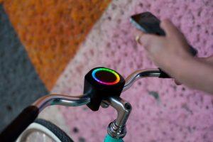 Le boitier SmartHalo pour cmbattre le vol de vélo