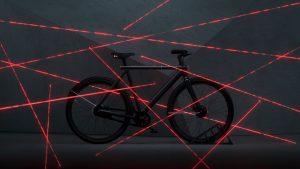 Le vélo connecté Electrified de VanMoof