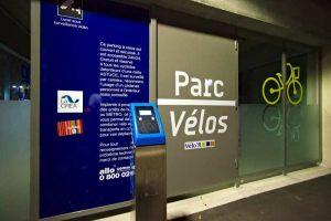 Garer son vélo à Rouen : les parcs à vélo de la Métropole