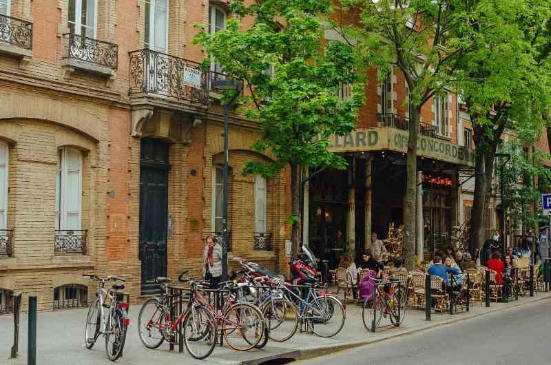 Arceaux vélo pour garer son vélo à Toulouse en toute sécurité