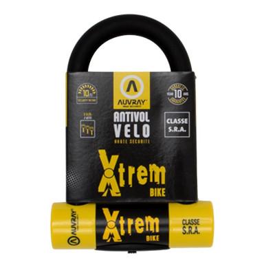 Antivol U Xtrem Bike certifié SRA, Auvray