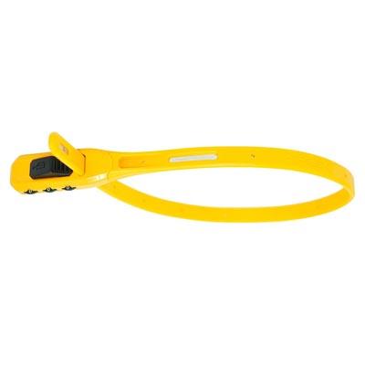 Antivol Z Lock Combo Hiplok jaune